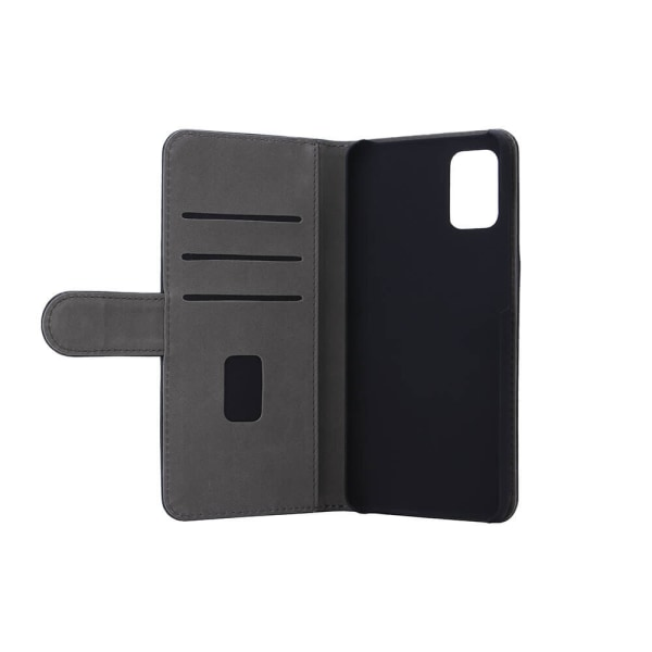 GEAR Walletcase Black for Samsung Galaxy A51 Black