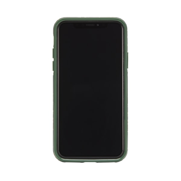 Richmond & Finch case to IPhone X / XS - Emerald Blossom Black