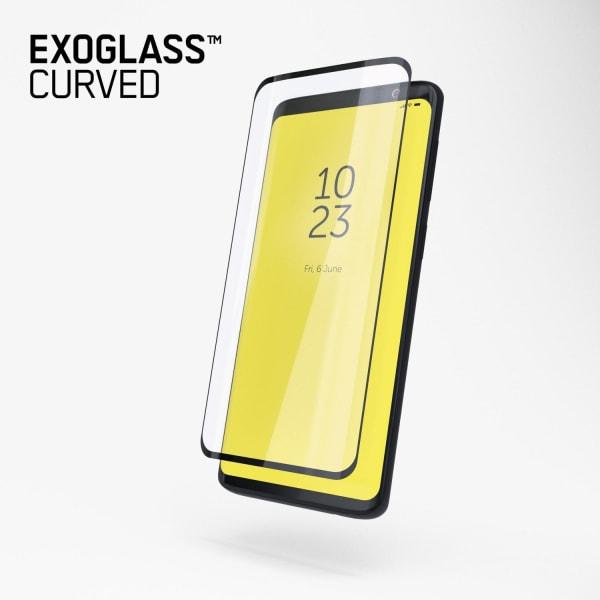 Copter Exoglass Samsung Galaxy S20 FE Curved Frame Black Black