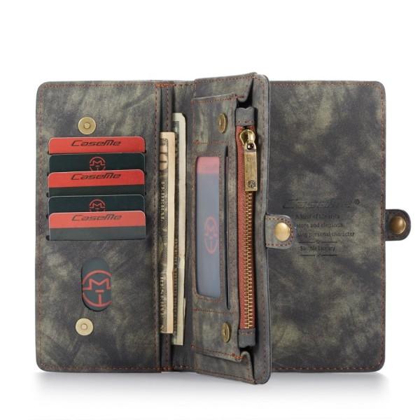 iPhone 11 Pro Max CASEME Split Wallet Case - Gray Grey