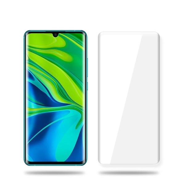 MOCOLO Xiaomi Mi Note 10 Härdat Glas Heltäckande Transparent
