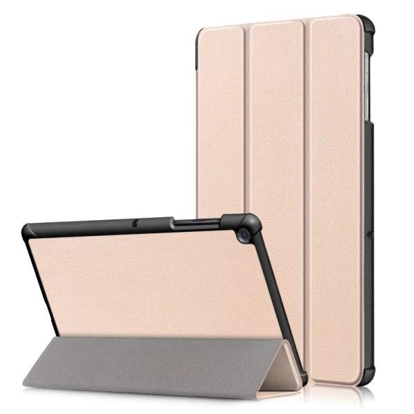 Slim Fit Cover Till Samsung Galaxy Tab S5e SM-T720/T725 - Guld Guld