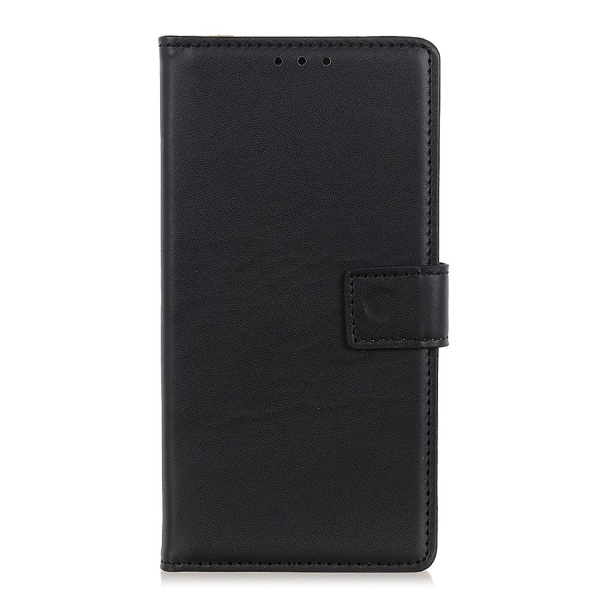 Samsung Galaxy A70 Wallet Stand Leather Protective Phone Case -  Black