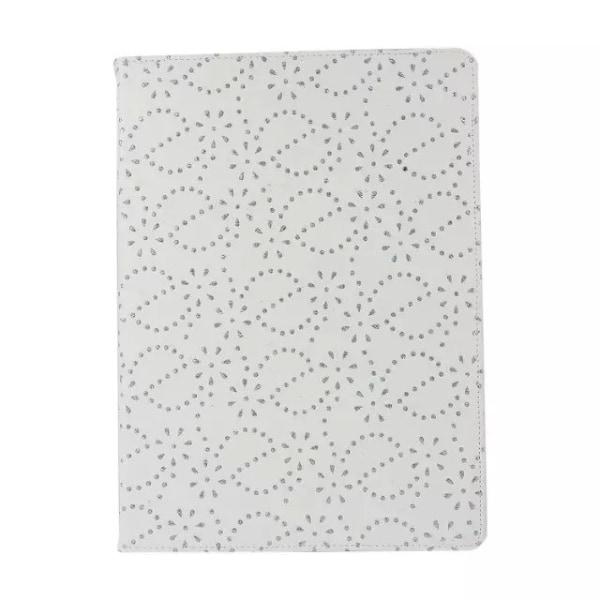 """Fodral iPad Pro 9,7"""" 360 rotation Diamant Ljusblå"""