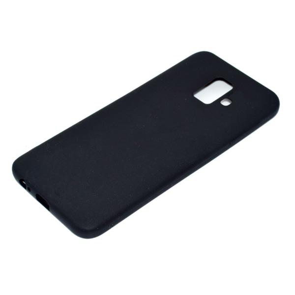 Samsung Galaxy A6 (2018) TPU skal - Svart Svart
