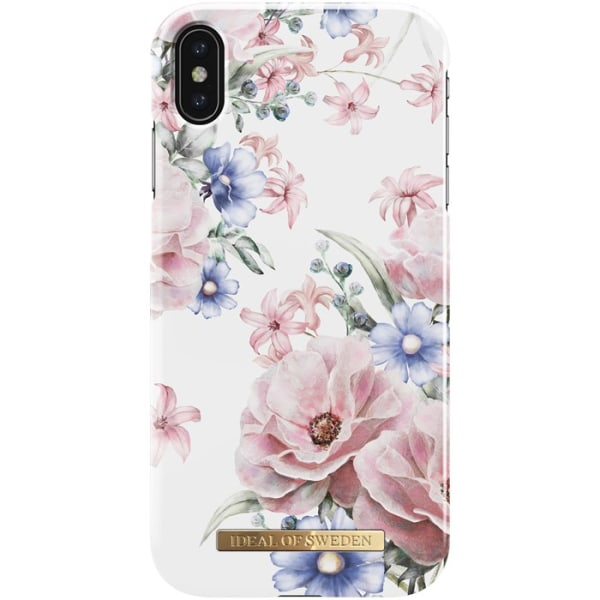 iDeal Of Sweden iPhone XS MAX Case - Kukka Romance Pink