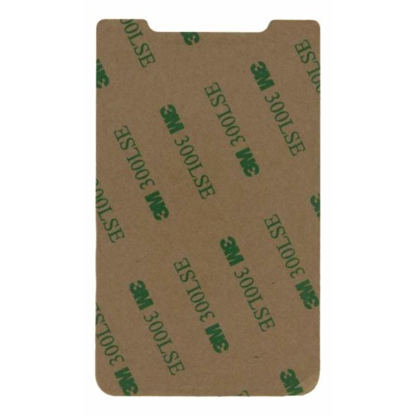 Deltaco Universal korthållare för mobiltelefoner RFID Svart