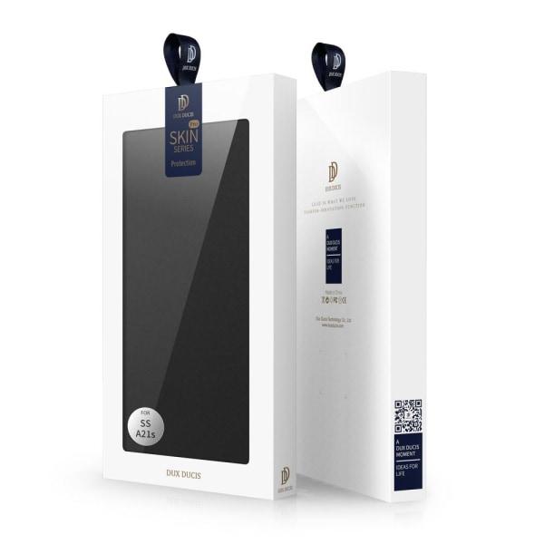 DUX DUCIS Skin Pro Series Samsung Galaxy A21s- Black Black