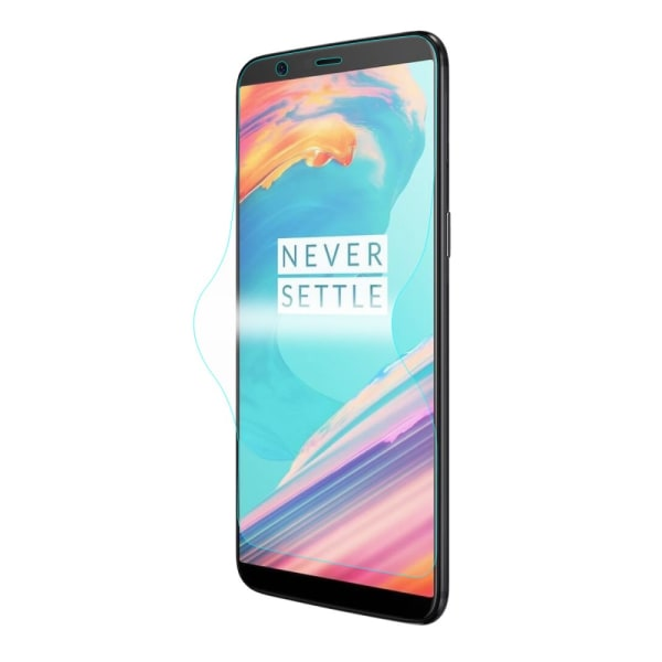 HAT PRINCE 0.1mm Full Coverage Screen Protector OnePlus 5T Transparent