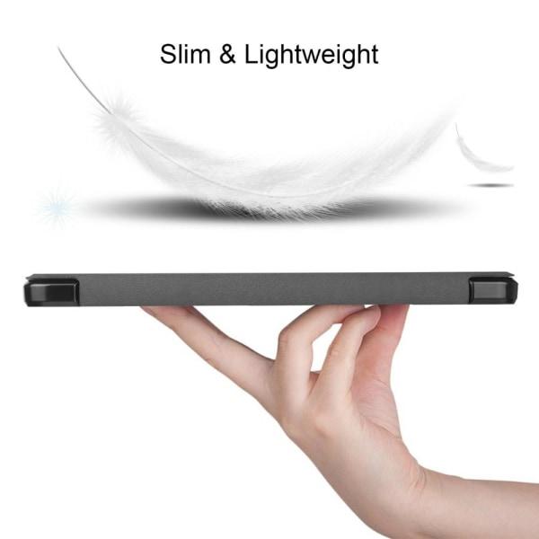 Tri-fold Stand Smart Case for Samsung Galaxy Tab S7 Grey