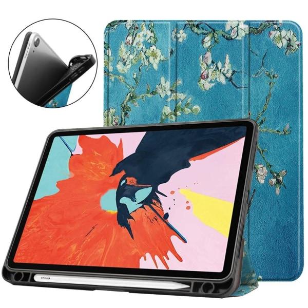 Apple iPad Air (2020), kolmitasoinen tablet -kotelo - puu Multicolor