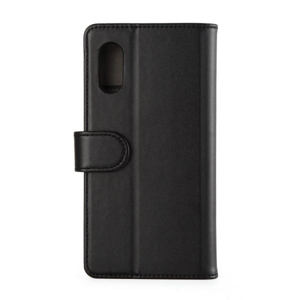 GEAR Plånboksväska Svart till Samsung Galaxy Xcover Pro Svart
