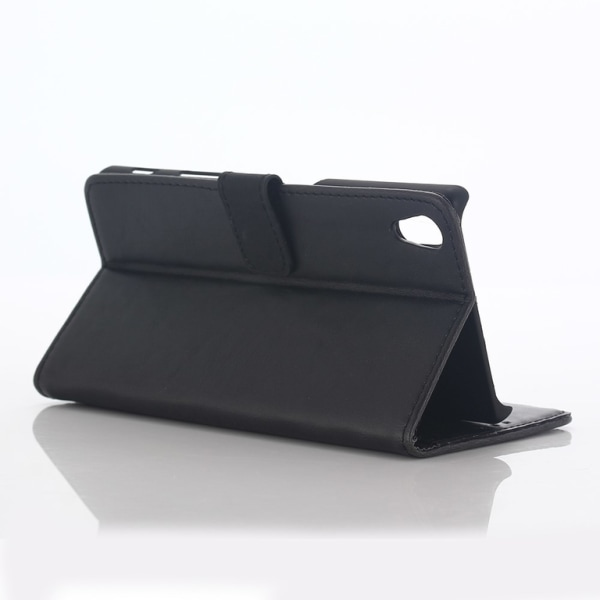 Sony Xperia Z5 Premium Plånboksfodral Retro Beige