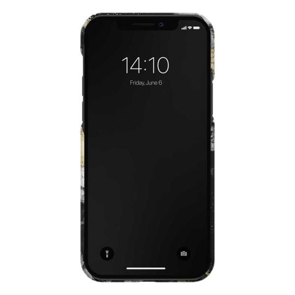 iDeal Of Sweden iPhone 12 / iPhone 12 Pro skal - Black Galaxy Ma Svart