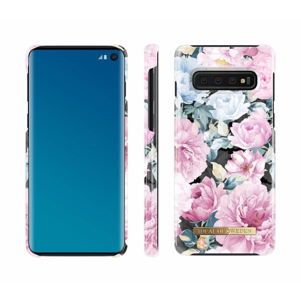 iDeal Of Sweden Samsung Galaxy S10 - Peony Garden Rosa