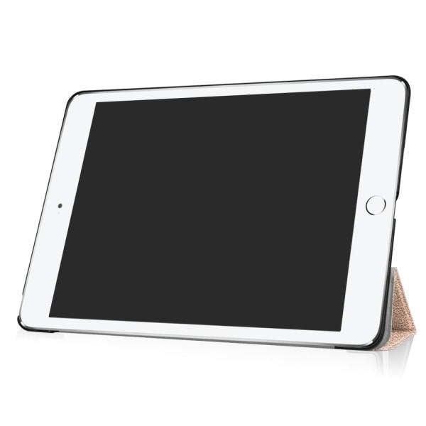 """iPad 9.7"""" (2017 / 2018) Slim fit tri-fold fodral - Guld Guld"""