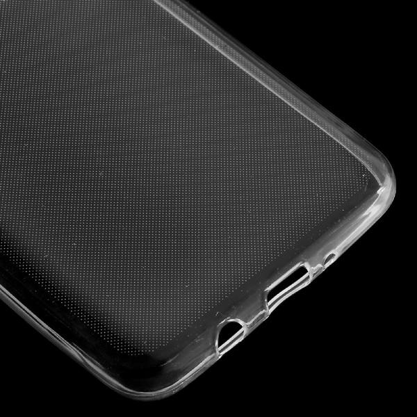 Samsung Galaxy J5 (2016) Slimmat TPU skal TRANSPARANT Transparent