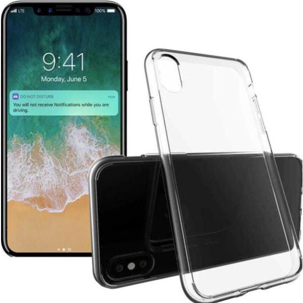 iPhone 11 Skal  / Transparent / Tunt silikon skal tunt- 0,3mm