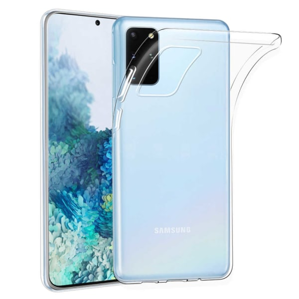Samsung Galaxy S20 FE Silikon skal Transparent  3mm