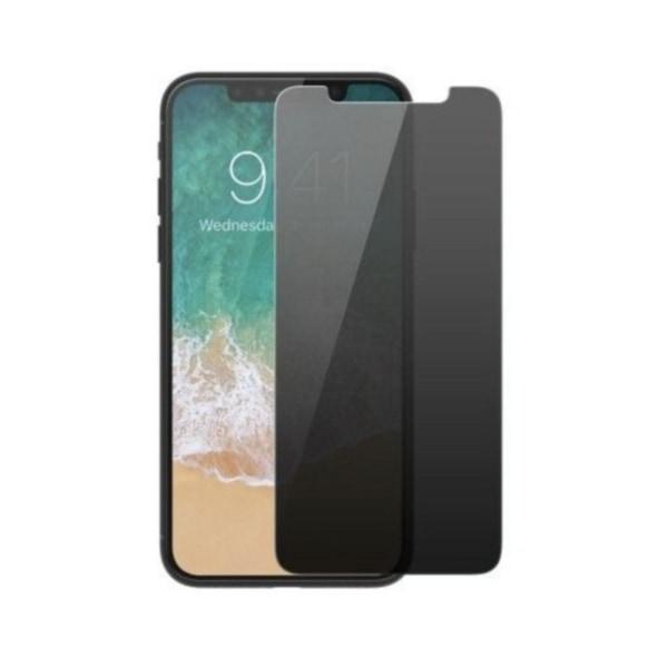 iPhone 12 Mini Privacy Skärmskydd i Härdat Glas - STARK SKYDD