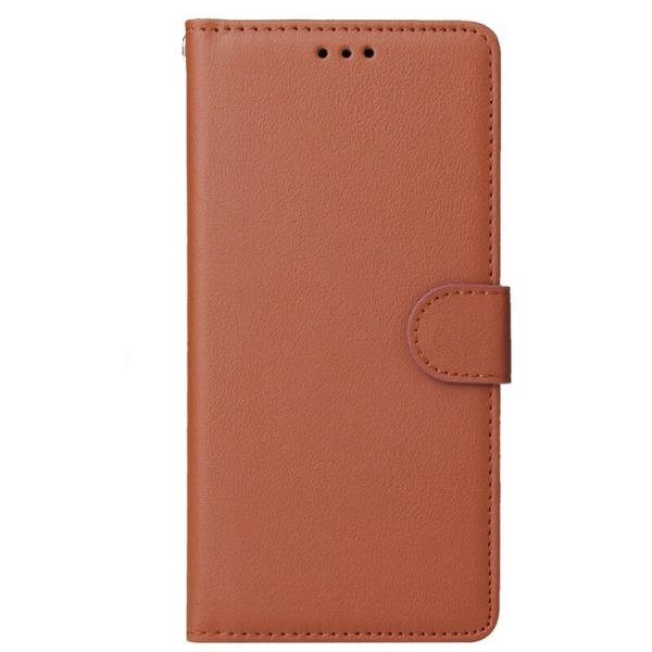 Plånboksfodral Samsung Galaxy S10E  SLITSTARK - ALLA FÄRGER röd