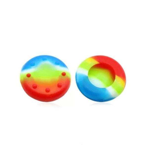 Tumgrepp - Triggers - Silikonskydd PS4 & Xbox 360 - 2 PACK Svart