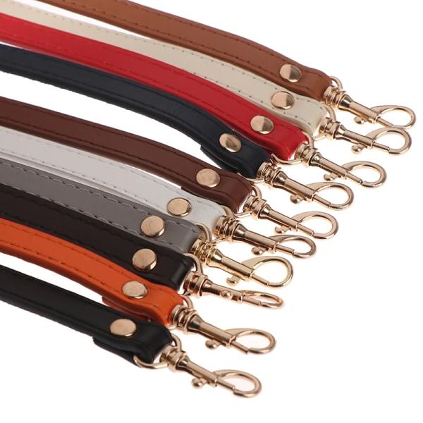 120cm läder axelväska handtag handväska rem handväskor bälte str