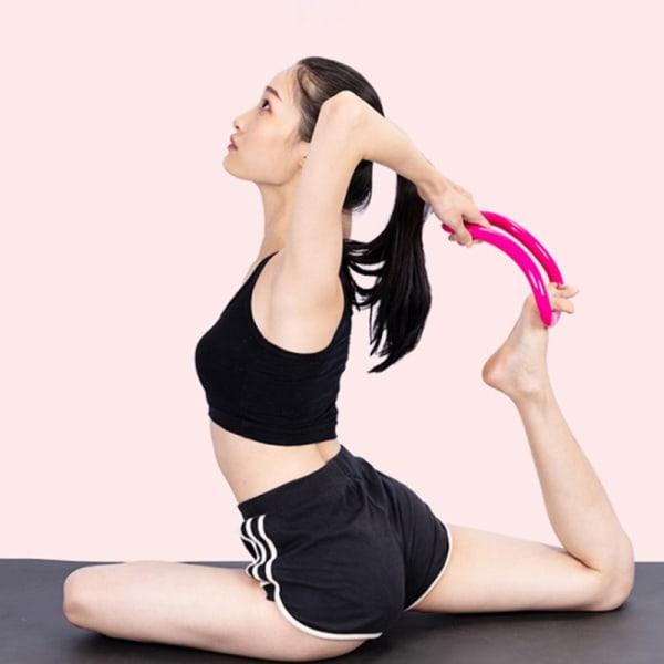 1 st Yoga Cirkelutrustning Pilates Ring Pilates Workout Ring Fit