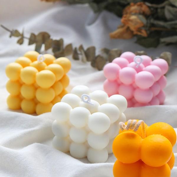 2-pack ljusformar, 3D-handgjorda ljusformar för ljusmakin