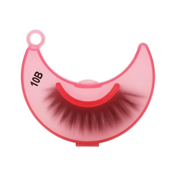 3D Mink Lashes Fluffy Mink Eyelashes Makeup Natural Extension F