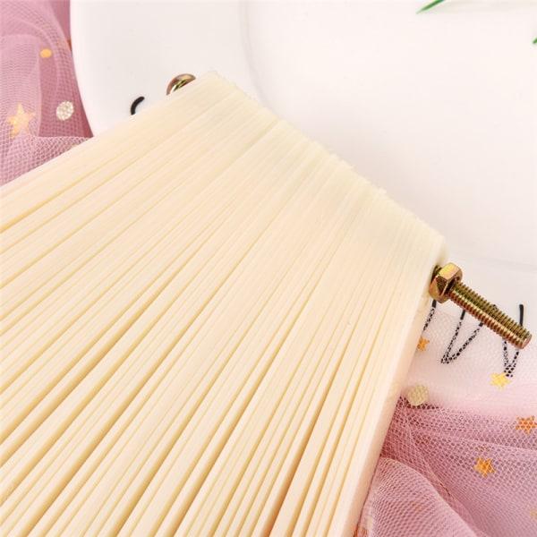 50st naglar falska naglar tips öva avtagbar artifici
