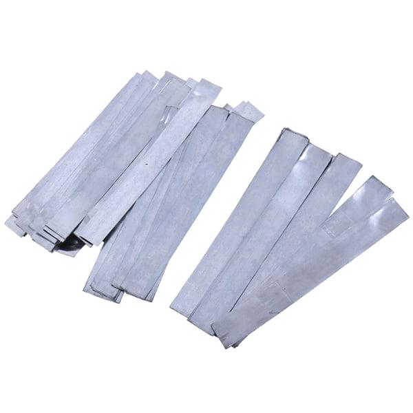 50x blygjutstånggjutning omladdningssänkare Range blyblad J