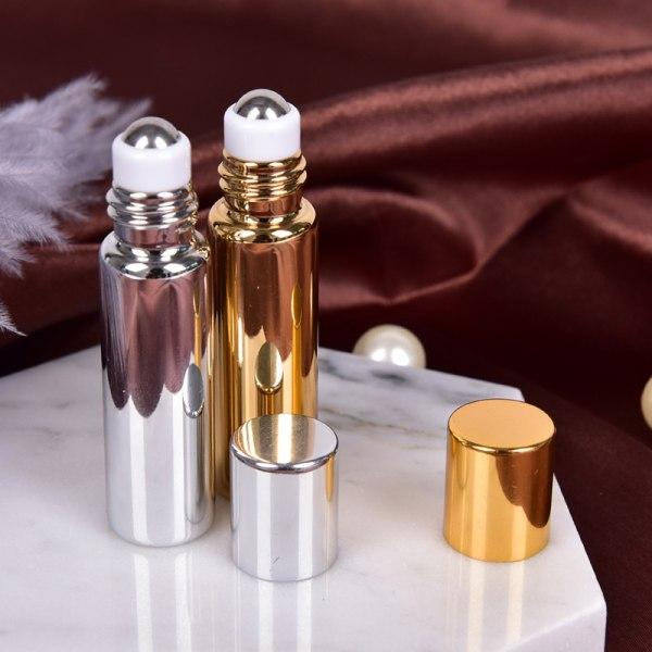 5ML Roller Bottle Essential Oils Refillable Perfume Bottle Deod