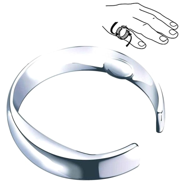 Acupressure Anti Snore Ring Snore Stopper Magnetic Therapy Stop