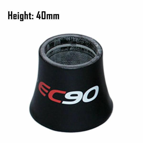 EC90 28.6 Kolfibercykel Koniska distanshörlurar headsetavstånd W