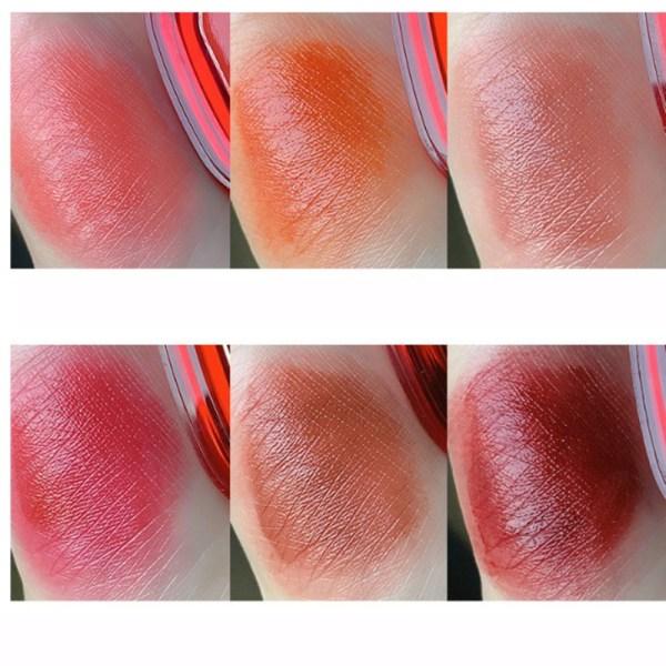 Ice Crystal Lip Balm Moisturizing Lipstick Långvarig Waterpro