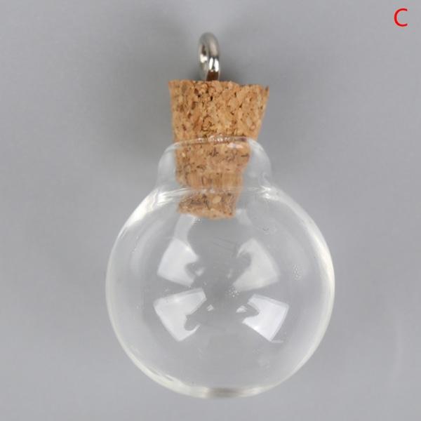 korkpropp mini tom glasflaska små glasburkar med kork d C