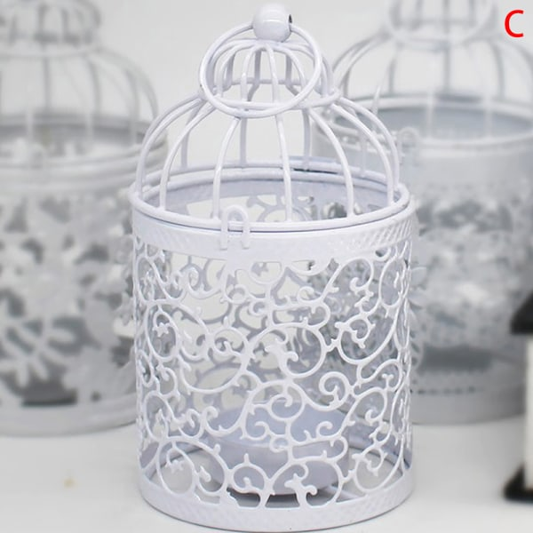 lantern votive ljusstake hängande lantern vintage ljusstake C