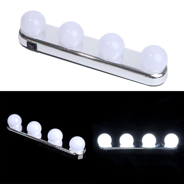 Makeup Vanity Mirror Light Led Bulb Mirror Led Light Battery Mi