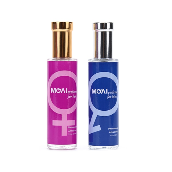 Feromon parfymerat afrodisiakum för män Body Spray flirt parfym