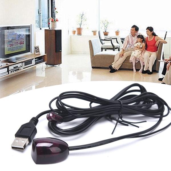 Praktisk USB-adapter Infraröd IR Remote Extender Repeater Recei
