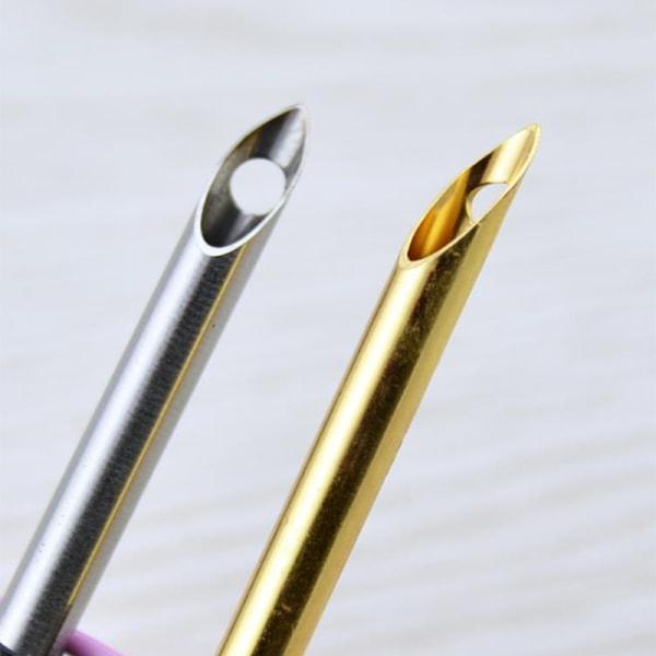 stickning broderi penna vävning filtande hantverk punch DIY 5mm needle