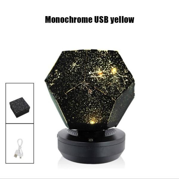 stjärnprojektor galaxlampa stjärnhimmel ledde bordslampa lite starli P2