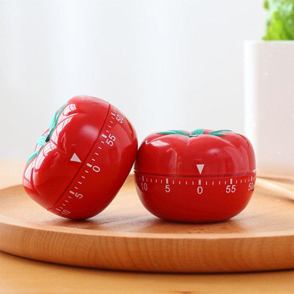 tomat mekanisk kök timer nedräkning räknarlarm matlagning Normal