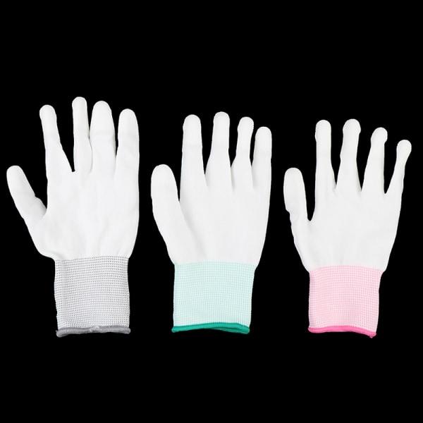 1 par nya antistatiska handskar Antistatiskt ESD elektroniskt arbete