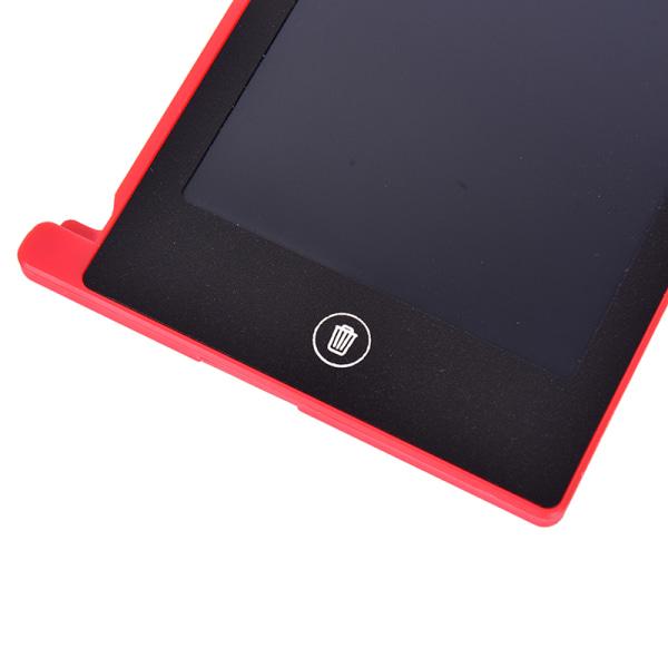 """4,4 """"LCD-skrivtavla Handskriftskuddar Bärbar elektronisk Ta"""