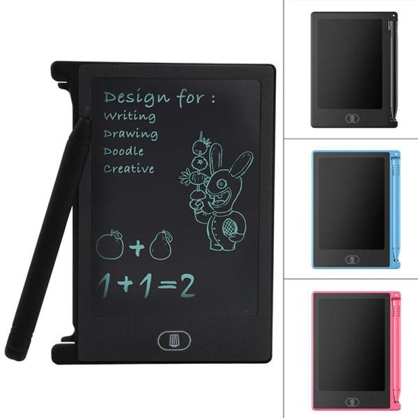 4.4-tums LCD-skrivtavla Board Writing Pad Drawing Painting G
