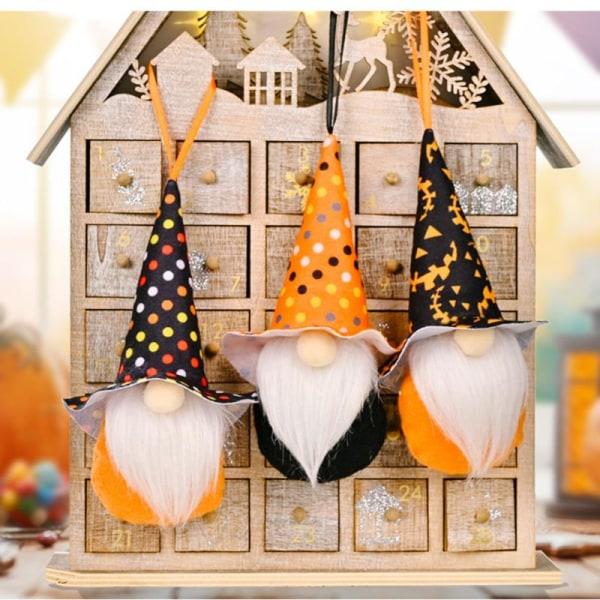 Halloween dekoration Ansiktslös hängande docka Barnleksaker Skräck Pa D