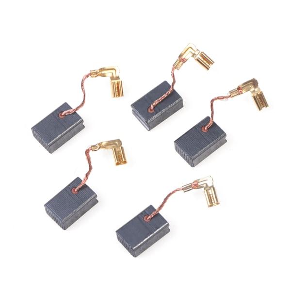 5PCS 6*9*13 mm kolborstar för Makita CB-459/460 GA4030/GA403 one size
