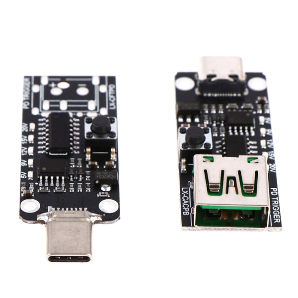 USB Type-C PD Decoy Trigger Board 9V 12V 15V Output PD 2.0 3.0 A6
